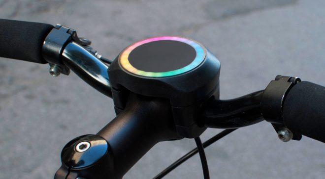 Conoce SmartHalo, más que un accesorio para bicicletas